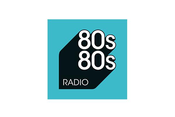 80s80s Radio Logo