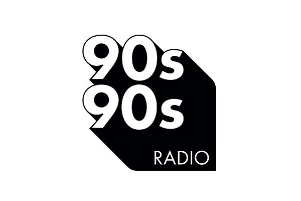 90s90s Radio Logo