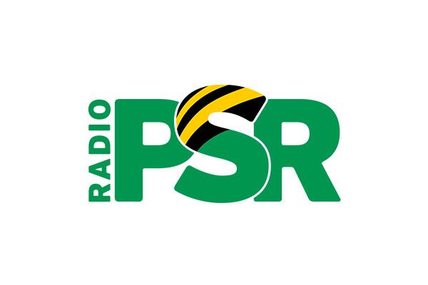 Radio PSR Logo in grün