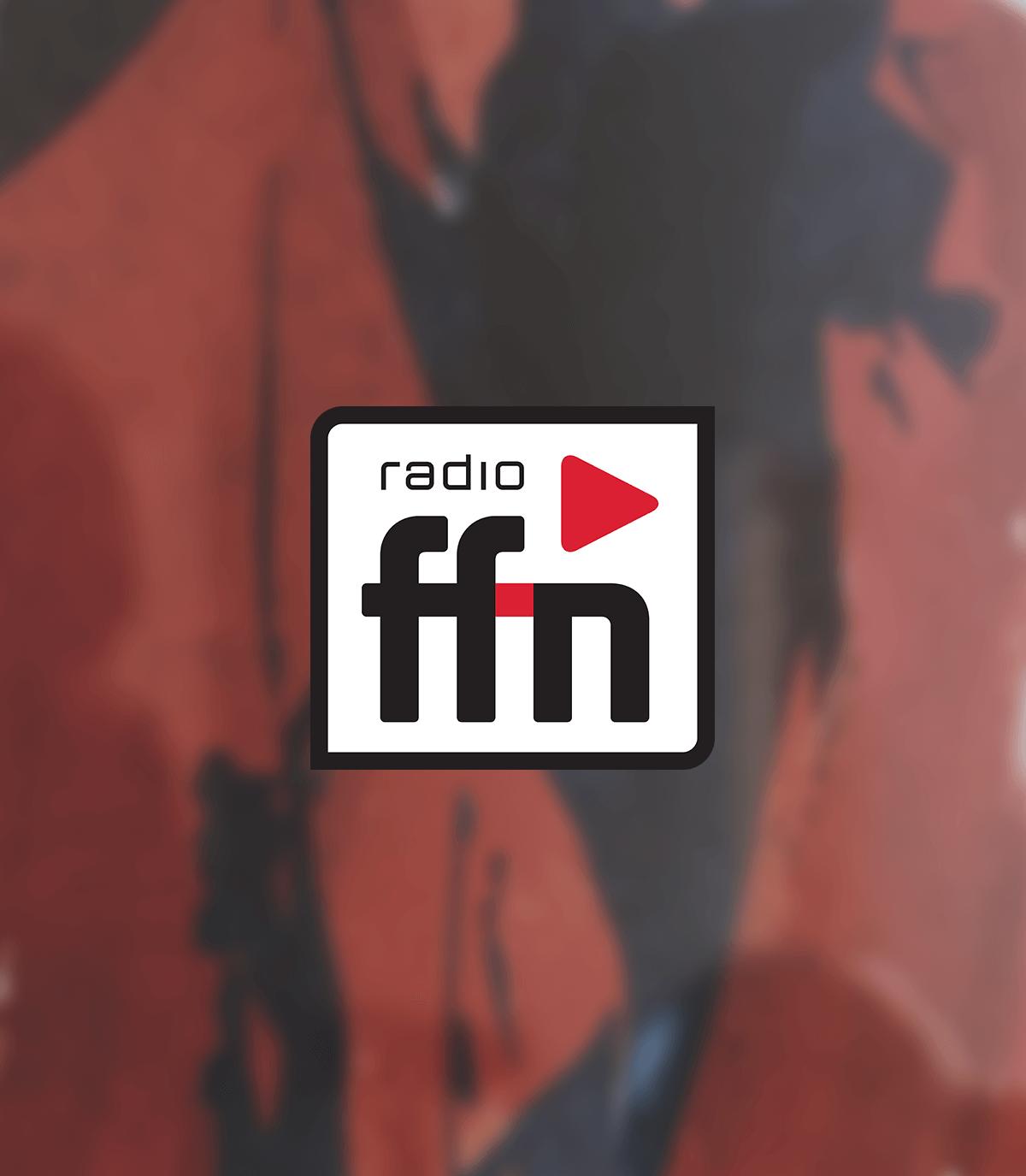 FFN Logo mit rotem Dreieck